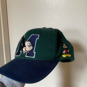 Other - 90's Mickey Mouse Hat Fresh Caps